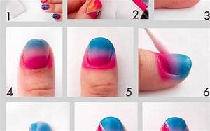 How to do easy nail designs at home for Easy cute nail designs at home
