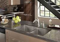 nice wood bathroom sinks Kitchen Sink Designs with Awesome and Functional Faucet - Amaza Design