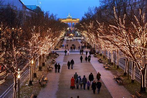 Unter Den Linden Weihnachtsbeleuchtung  Bz Berlin