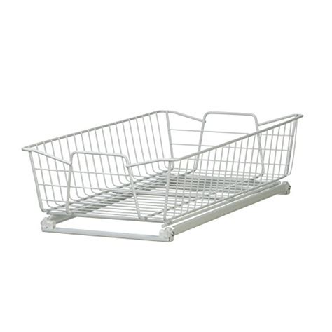 sliding basket drawers basket sliding cabinet organizer drawer rack shelves hold