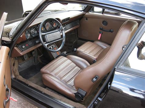 Custom Porsche Interior by 1982 Porsche 911 Sc Custom Coupe 94014