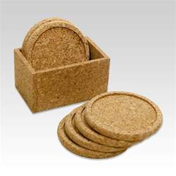 ideas for kitchen tables waterproof cork drink coasters with box bangor cork