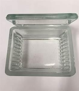 Vintage Unused Glass Microscope Slide Staining Well – VEEN