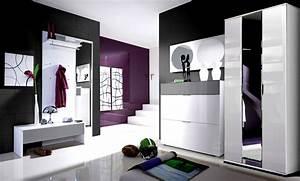 Schuhschrank Grau Weiß : neu hochglanz garderobe flurm bel schuhschrank spiegelpaneel grau weiss 7tlg ebay ~ Indierocktalk.com Haus und Dekorationen