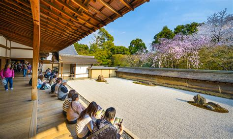 ryoanji temple japan places trythis travel