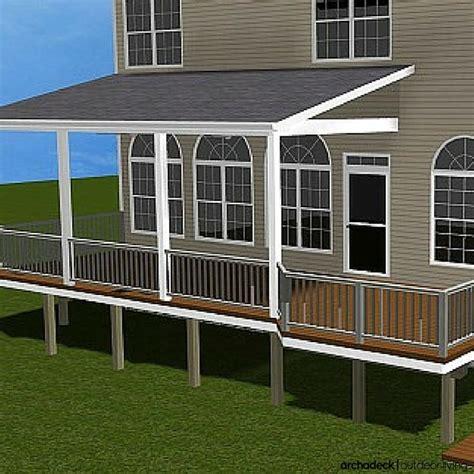 best 25 covered deck designs ideas on pinterest deck