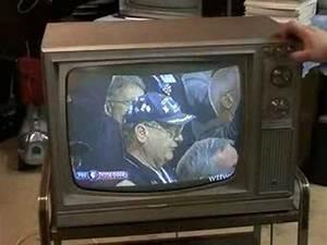 Watch A 1968 Zenith 20 U0026quot  Color Television