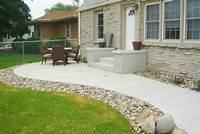 perfect patio design ideas concrete Stamped Concrete Patio Designs Ideas and Pictures