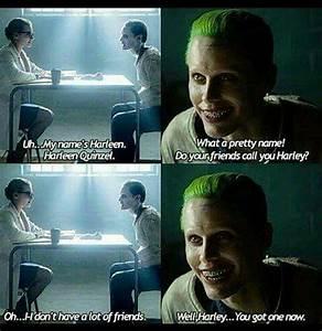 Joker, Harley; ... Harley And Joker Quotes