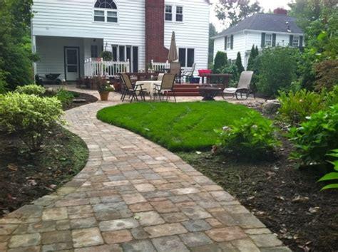 patios rochester ny brick and paver patio walkway design
