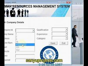 Kaupois blog for Human resource management system project documentation