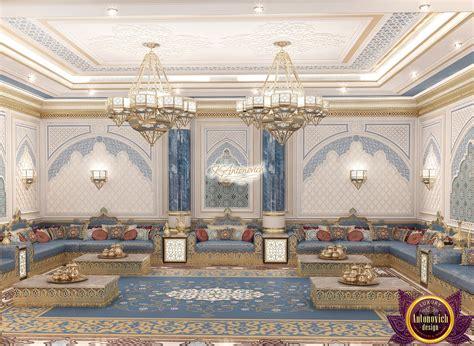 luxury arabic majlis