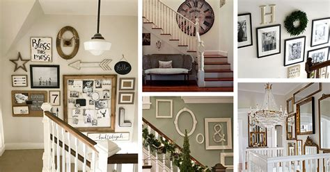 Decorating Ideas For Living Room With Stairs by 28 Best Stairway Decorating Ideas And Designs For 2019