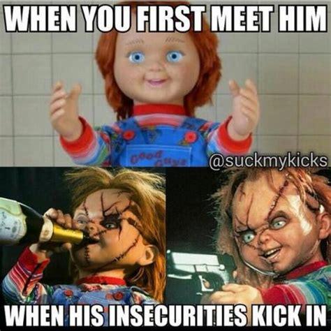 Memes De Chucky - chucky meme quotes