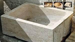 Evier D Exterieur Pour Jardin : evier pierre ~ Premium-room.com Idées de Décoration