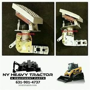 Caterpillar Cat Skid Steer Pedal 267 267b 277 277b 287