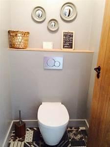 wc decoration carrelage decoration de wc avec des With carreaux de ciment toilettes