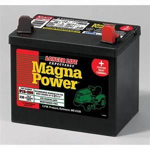 Shop Sure Power 12-Volt 275-Amp Lawn Mower Battery at
