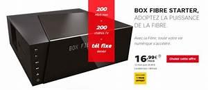 Comparatif Offres Box : box fibre starter sfr ~ Medecine-chirurgie-esthetiques.com Avis de Voitures