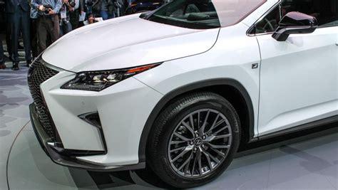 2020 Lexus Rx 350 Wheel Size & Dimensions