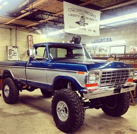 1978 Ford Truck 4x4 Lifted