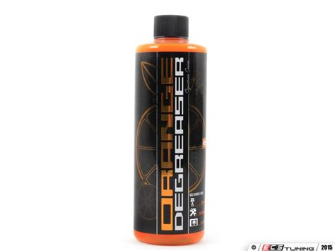 Signature Orange Wheel Cleaner