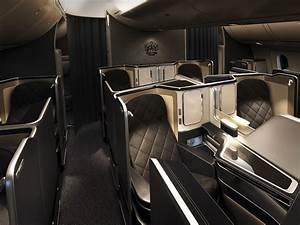 New British Airways First Class Boeing 787