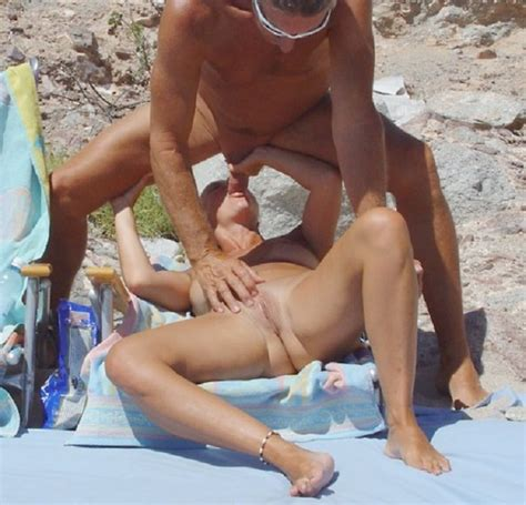 ⓵ Sex Am Fkk Strand
