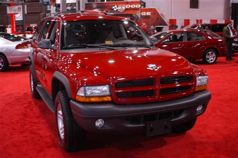 dodge durango pictures history  research