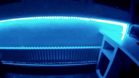 ma chambre avec led et neons