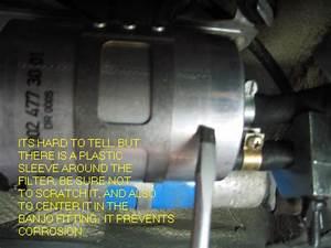 Photo Diy Of Fuel Filter Change