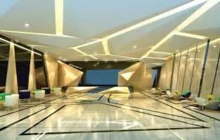 Lobby Ceiling Design Ideas by Garde Interior Design Hotel Lobby