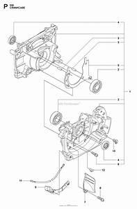 Husqvarna 555 Fx Parts Diagram For Crankcase
