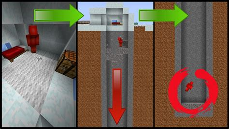 minecraft structure traps igloo temples villages youtube