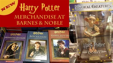barnes and noble harry potter new harry potter merchandise at barnes noble oct 2016