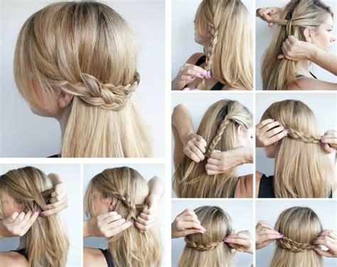 lange haare leichte frisur beliebte haarschnitte