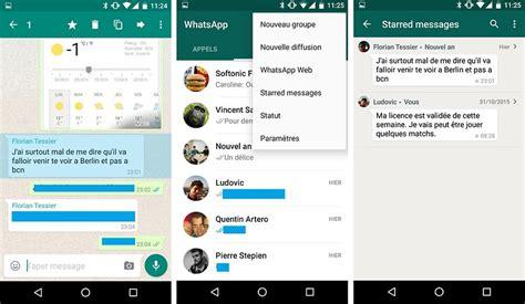 telecharger whatsapp gratuit pour android 2.3.6