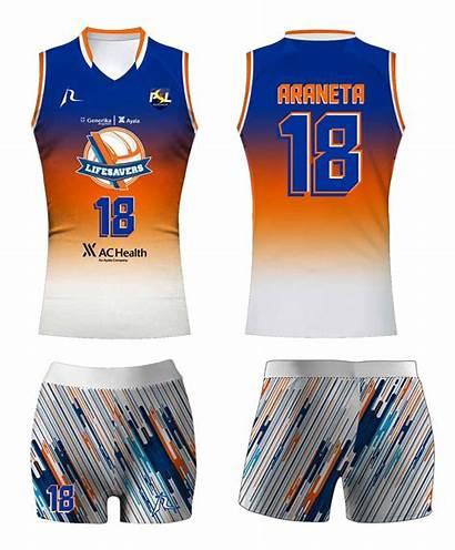 Volleyball Psl Sports Team Pilipinas Uniforms Rebel
