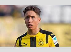 Real Madrid Transfer News Borussia Dortmund ace Emre Mor