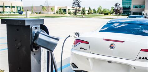 Who Makes Electric Cars by Make Way For Electric Cars Vehicle Charging Stations