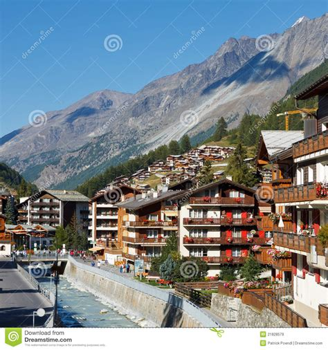 Zermatt, Switzerland Royalty Free Stock Images   Image: 21828579