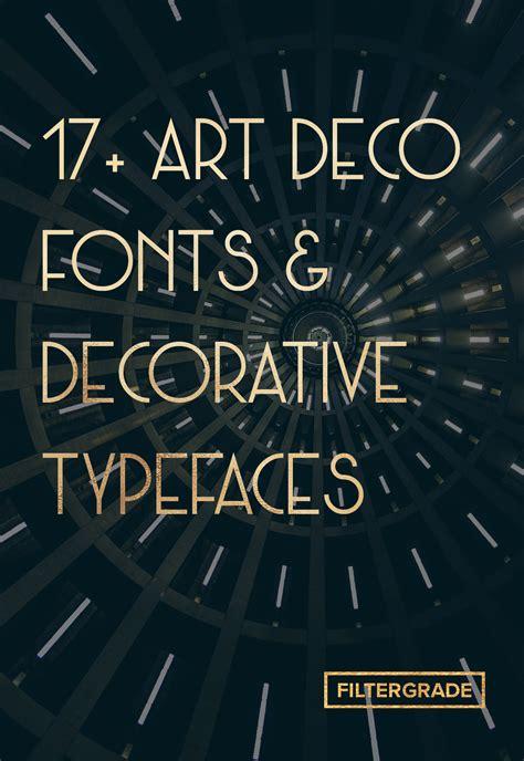 deko font art deco fonts inspiration 17 decorative typefaces to