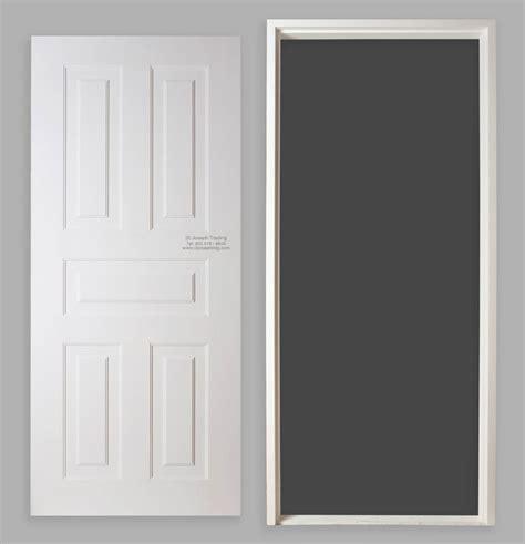 Pvc Door by Versa Solid Pvc Doors And Jambs St Joseph Trading