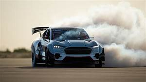 Ford builds a Mustang Mach-E with 7 electric motors, 1,400 ...