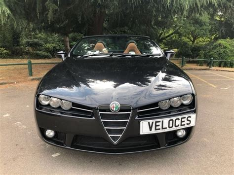 Used Alfa Romeo Spider 2.2 Jts 2dr (2009) In On Finance In