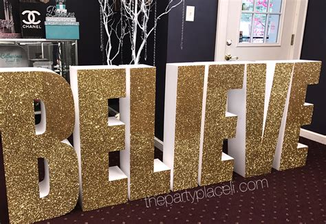 letter table rental nyc large prop letters designs the party place li the