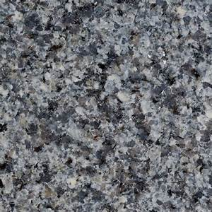 Flooring: Azul Platino Granite With Watermark Faucets Also