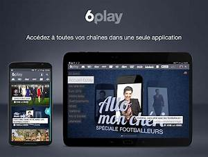 Application M6 Replay : 6play applications android sur google play ~ Medecine-chirurgie-esthetiques.com Avis de Voitures