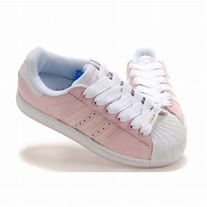 Chaussure Adidas Superstar Adicolor pas cher Rose Adidas Superstar Femme,Adidas Superstar 2