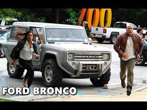 ford bronco concept   rocks   youtube
